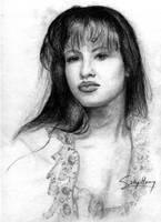Selena by sawiemander