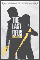 The Last Of Us - Remastered by shrimpy99