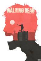 TWD  Season 3 Poster by shrimpy99