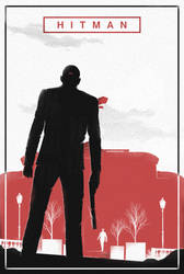 HITMAN by shrimpy99