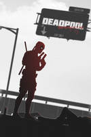 Deadpool by shrimpy99