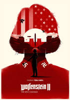 Wolfenstein II: The New Colossus by shrimpy99