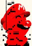 Mario by shrimpy99