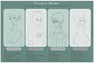 TV Tropes Meme by ayamerocks62294