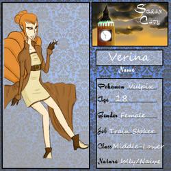 SC: Verina by ayamerocks62294