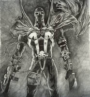 Spawn: Armageddon by jmoneygetdown