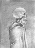 Skeleton Study by SP00KYELECTRIC