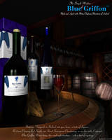 Blue Griffon Wines by SP00KYELECTRIC