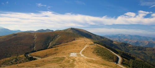 Goraletepe (Central Balkan National Park) by Sarahorsomeone
