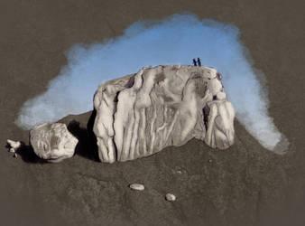 Climbing Baba Mare by Sarahorsomeone