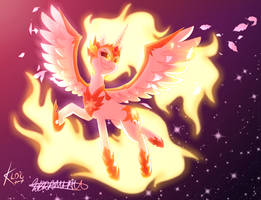 Day breaker [COLLAB] by CookieBab