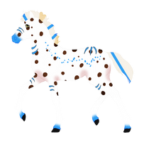 N3431 Padro Foal Redesign - OPEN by WildOracle