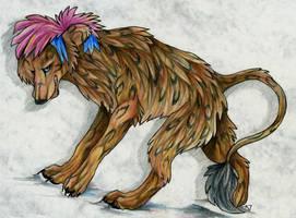 hyena by SpiritOfTheFire
