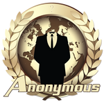 Anonymous Logo by V-A-P-O-R