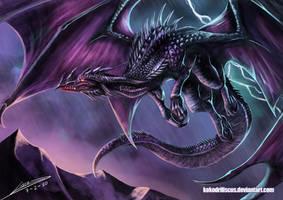 Black Dragon by Dragolisco