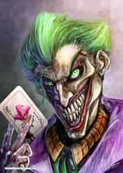 The Joker by Dragolisco