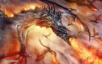 Hellfire by Dragolisco