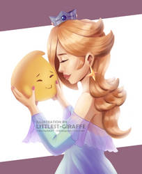 Mama and me by littlest-giraffe