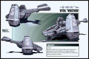 VTOL Hover Vulture by KaranaK