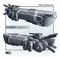 Bomber Seraph by KaranaK
