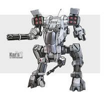 Assault Mech II by KaranaK