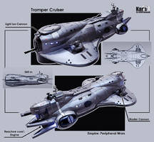 Tramper Cruiser by KaranaK