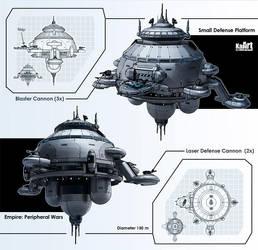Small Defense Platform by KaranaK