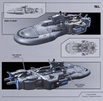 Apis Cruiser by KaranaK