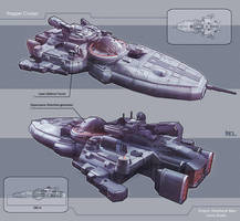 Trapper Cruiser by KaranaK