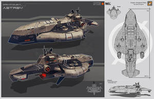 Dreadnought  Astrey by KaranaK