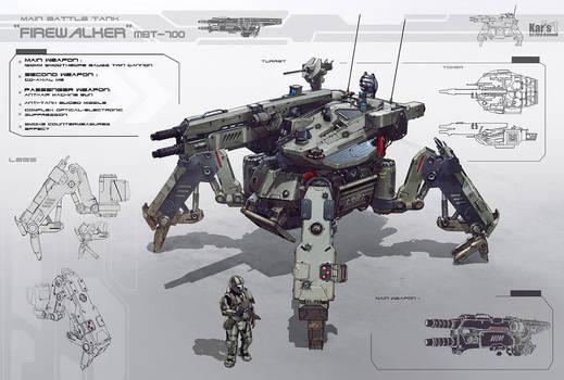 MBT Firewalker by KaranaK