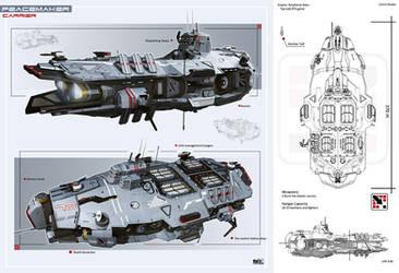 Peacemaker Carrier by KaranaK