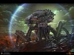 God Of Battleground by KaranaK