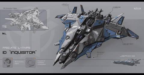 T5 ID Inquisitor by KaranaK