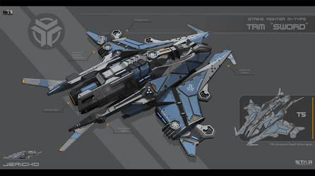 T5 TRM Sword by KaranaK