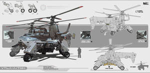 Transport Modular Helicopter 2010 by KaranaK