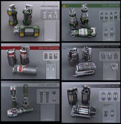Grenades by KaranaK