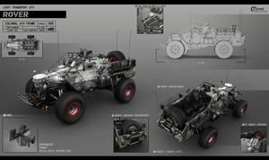 Rover by KaranaK