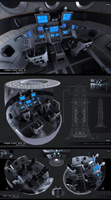 Cyrano flight deck by KaranaK