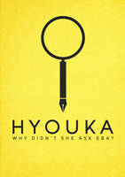 Hyouka: Mystery Writers by JustTomTom