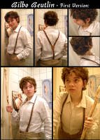 Bilbo Beutlin - first version by XxGogetaCatxX