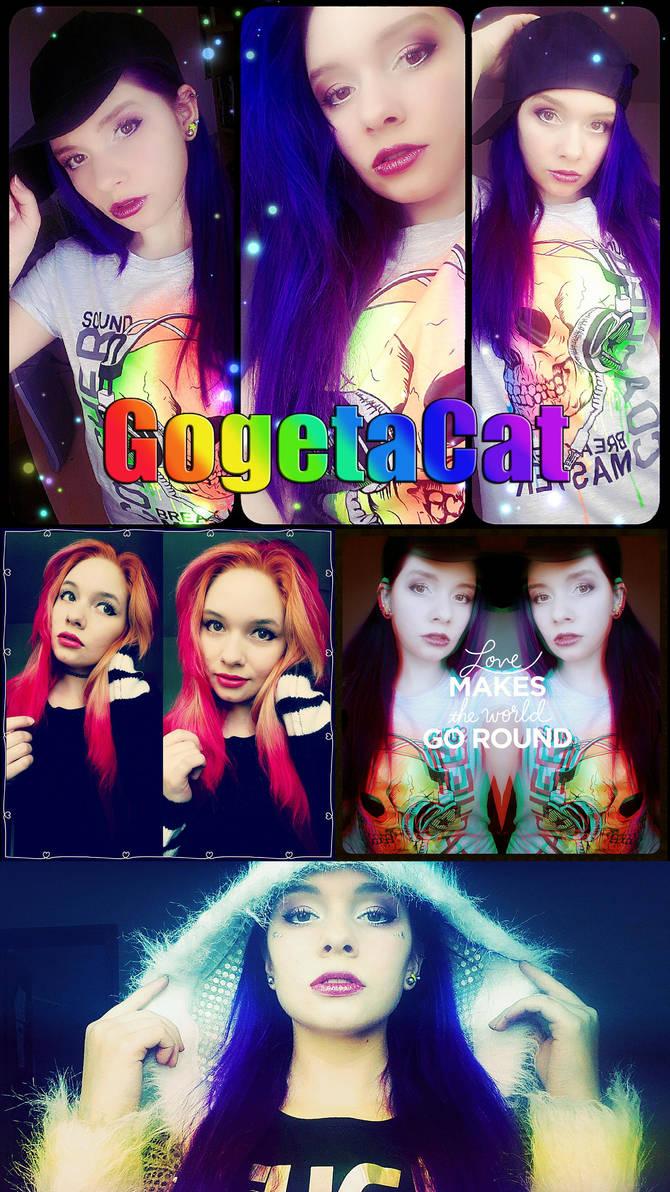 GogetaCat by XxGogetaCatxX