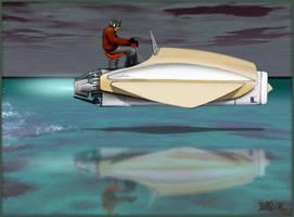 Water Race by dusthead-23