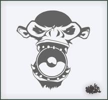 Apehead by dusthead-23