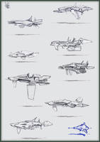 Gliders by dusthead-23