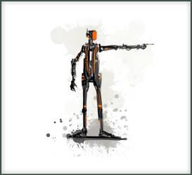 Robot Sketchbook by dusthead-23