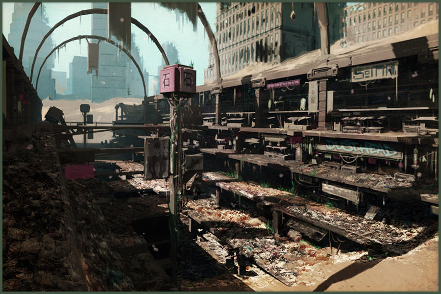 Lost Civilization by dusthead-23