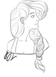Stevonnie Sketch by sage2434