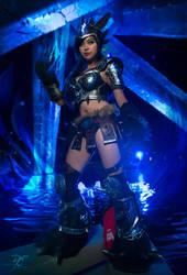 Night Fury Cosplay by keikei11