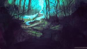 Swamp by LJFHutch